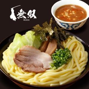 魚介豚骨【辛みそ】つけ麺(麺特盛)
