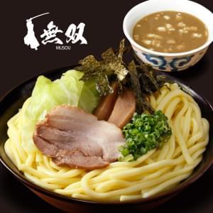魚介豚骨つけ麺(麺特盛)
