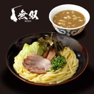 魚介豚骨つけ麺(並)