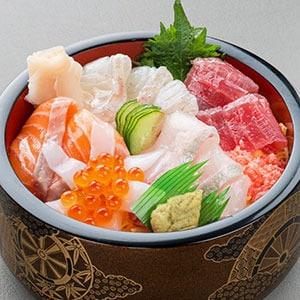 【103】 海鮮丼