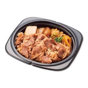 牛すき鍋 肉盛 牛すき鍋 肉盛