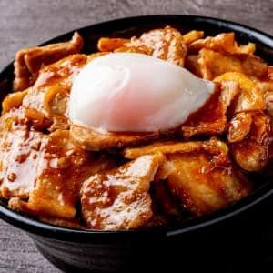 辛味噌スタミナどんぶり 並盛り(肉150g)