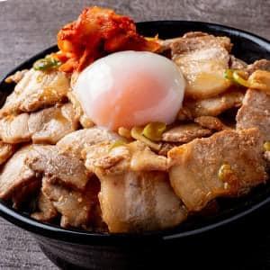 キムチスタミナどんぶり 並盛り(肉150g)