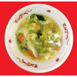 五目スープ