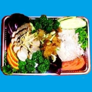 冷菜盛合せ(三品)