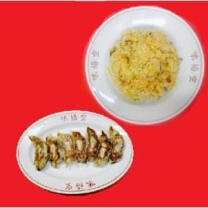 焼飯+餃子セット