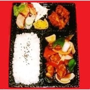 【ランチ限定】酢豚定食 11:00~14:00