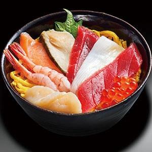 上海鮮丼 【K14】