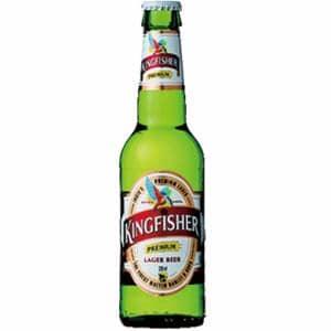 キングフィッシャービール 瓶