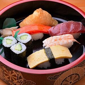【1】キッズ寿司
