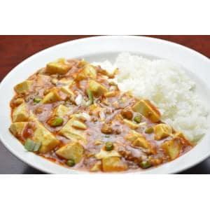 【861】麻婆豆腐丼