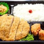 トン唐弁当/Fried Pork Bento Box