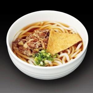 宅配専門 寿司ざんまい 肉うどん(温)