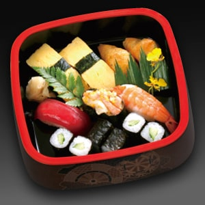 宅配専門 寿司ざんまい お子様寿司