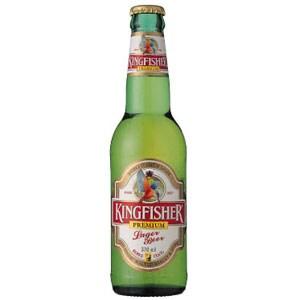 キング・フィッシャー(インドビール)