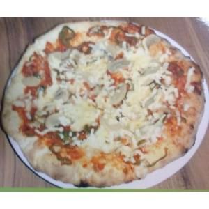 インド風チーズピザ