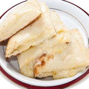 【2】チーズナン/Cheese Nan