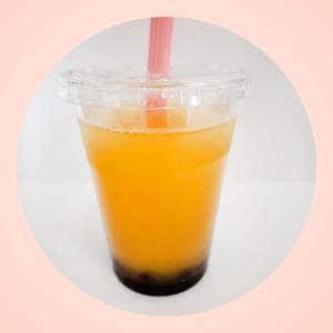 タピオカオレンジ