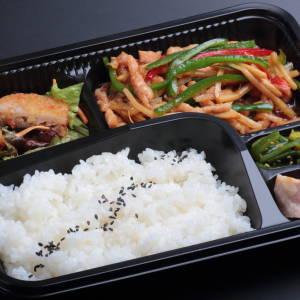 【40】青椒肉絲細切り 弁当