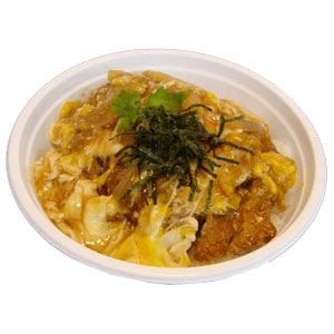 万吉のカツ丼(ランチ) ポーク