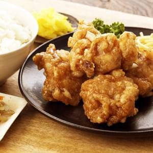 京香特製から揚げ弁当