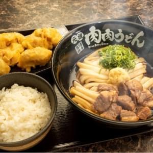 【NN11】特製肉肉とり天定食
