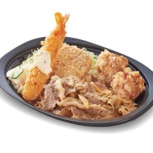 未来屋 牛すき焼き弁当【スペシャル】おかずのみ