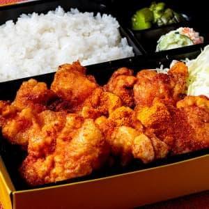 激辛スパイスげんこつ唐揚げ弁当(6個)
