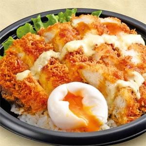 No.122 ランチチキン南蛮丼