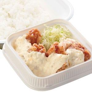 【6】チキン南蛮弁当