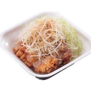 【12】ネギ塩極ダレ丼弁当(大判からあげ1枚)