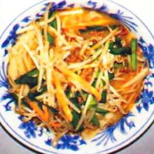 味噌刀削麺