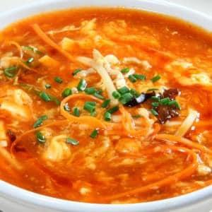 【42】酸辣スープ麺