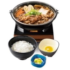 牛すき鍋膳 牛すき鍋膳(並盛)