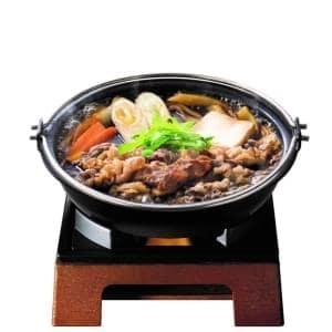 吉野家 牛すき鍋(鍋のみ)