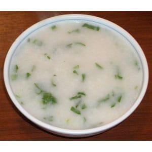 【301】 野菜お粥