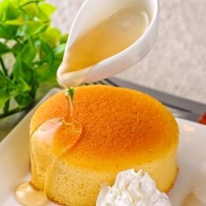 ふっくらパンケーキ