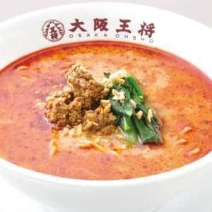 大阪王将 四川担々麺