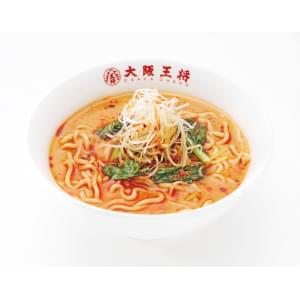 大阪王将 担々麺