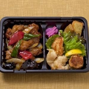 大阪王将 酢豚弁当