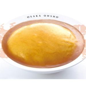 大阪王将 ふわとろ天津飯
