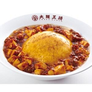 大阪王将 フワトロ麻婆天津飯