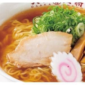 大阪王将 とろみ醤油麺(中華そば)