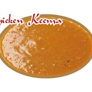 【半額セール】チキンキーマカレー(ひき肉)/Chicken Keema curry 1000円(通常)→