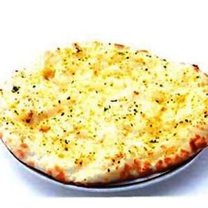【121】チーズガーリックナン/Cheese Garlic Nan