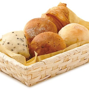 丸パン詰め合わせ(5個入り)