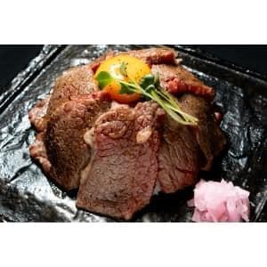 A4黒毛和牛のカルビ丼 JB20