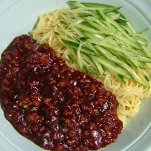 上海厨房 41. ジャージャー麺