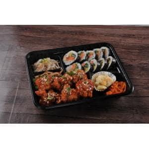 【10】特選キムパヤンニョムチキン弁当