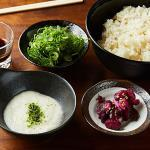 ねばねばトロ飯/Try This Sticky Grated Yam Rice